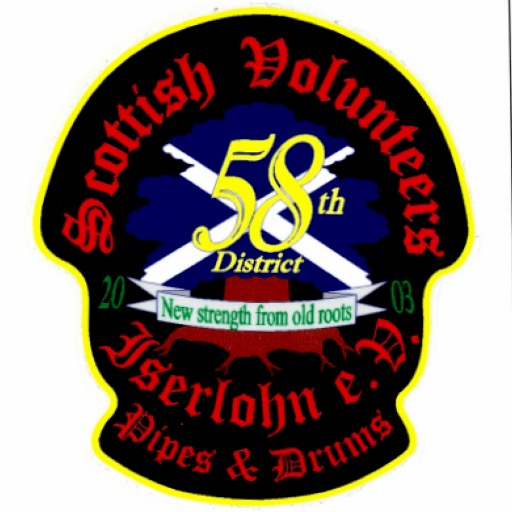 58th Scottish Volunteers Iserlohn e.V.
